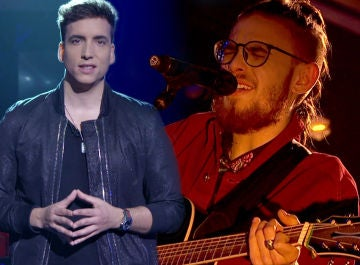 El Top 5 de Xuso Jones de las actuaciones de Andrés Martín, ganador de 'La Voz'