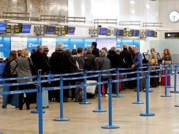 Imagen de la terminal 2 del aeropuerto Adolfo Suárez Barajas.