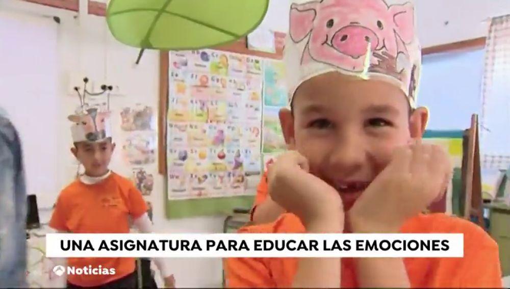 Los colegios de Canarias implantan una nueva asignatura para enseñar a los niños a controlar sus emociones