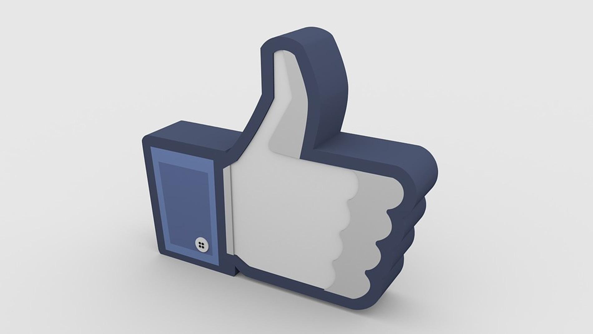 """""""Me gusta"""" de Facebook"""