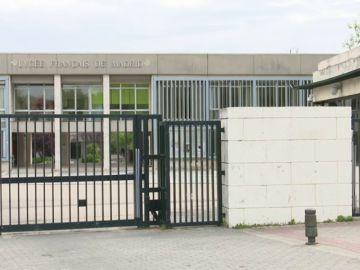 Un niño intenta suicidarse durante una clase en el colegio Liceo Francés de Madrid