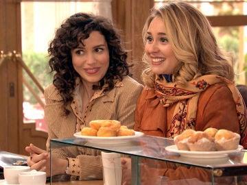 """Luisita y Amelia hacen feliz a Manolita y desconcierta a Marcelino: """"Nos quedamos en Madrid"""""""