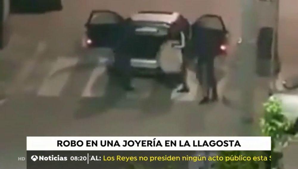 robo barcelona