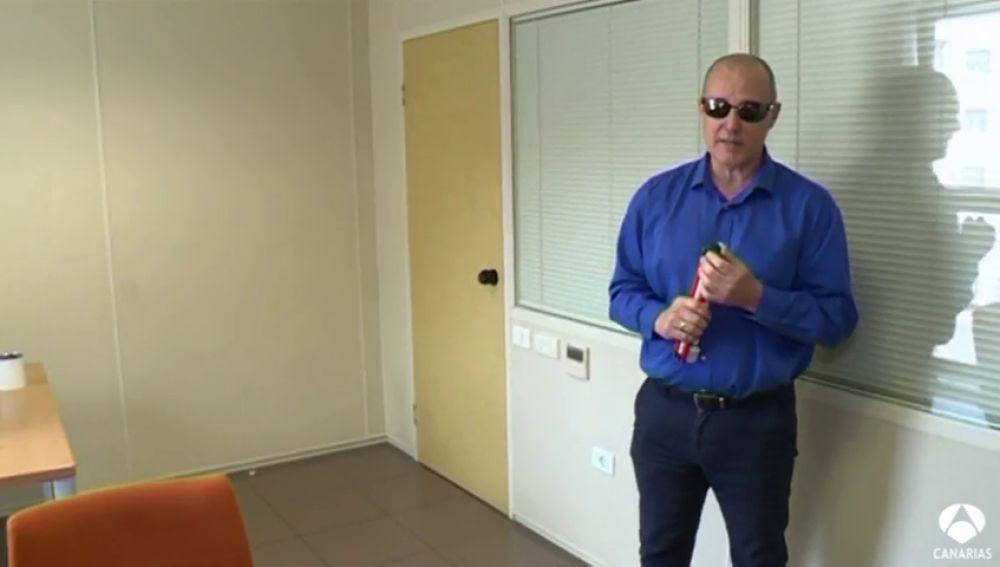 Un sordociego presidirá por primera vez una mesa electoral