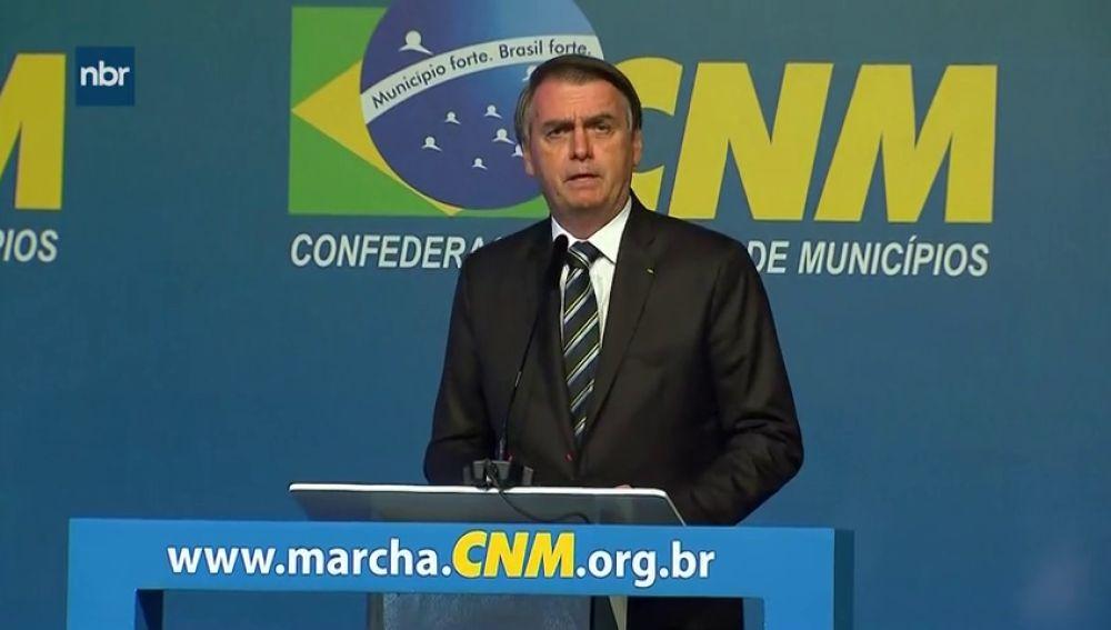 """""""No nací para ser presidente, nací para ser militar"""", 100 días de Bolsonaro como presidente de Brasil"""
