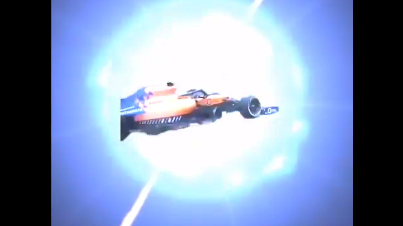 Fórmula 1: Lando Norris Convierte En 'meme' El Accidente