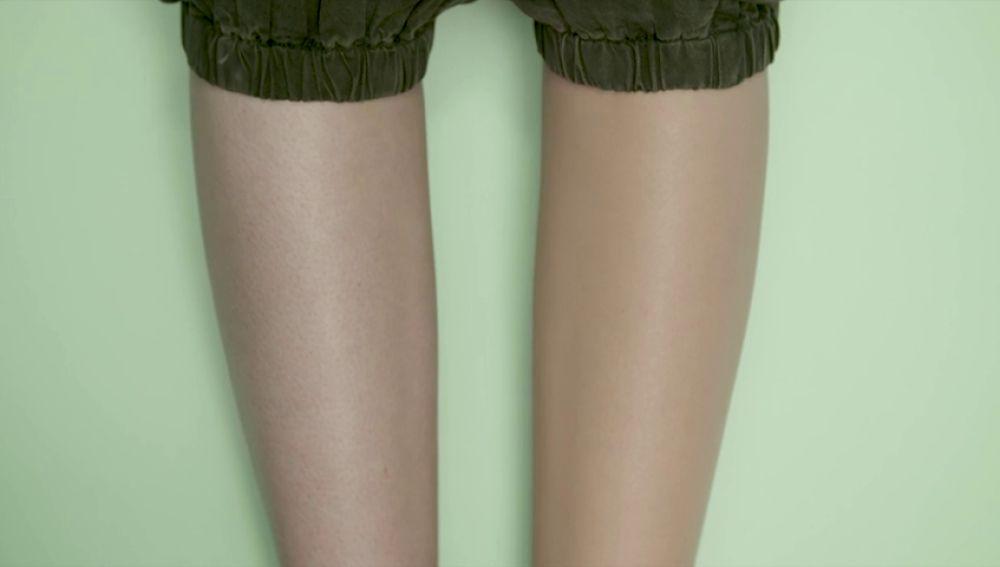 El truco casero para lucir unas piernas bronceadas en pocos minutos