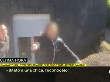 Violento enfrentamiento entre las hermanas de 'El Chicle'