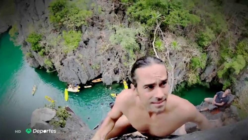 """Los mejores saltos de altura por primera vez en El Nido: """"No sé si volveré a repetir"""""""