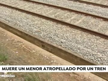 Muere un menor atropellado por un tren en Sabadell