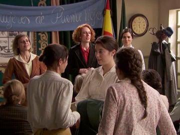 Celebran la primera reunión de la Asociación de Mujeres de Puente Viejo