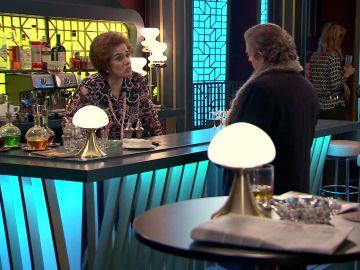 Benigna cierra un trato con Sebas: 'Velada y marisco' en el King's