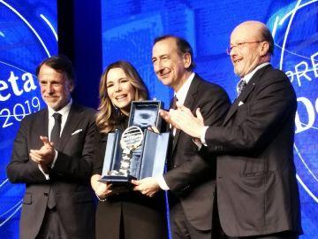 Premio Planeta en su edición italiana