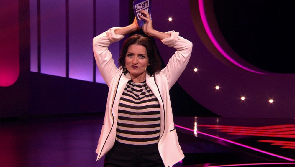El viernes en un nuevo programa de 'Juego de juegos': mucho baile y terroríficos gritos entre los concursantes