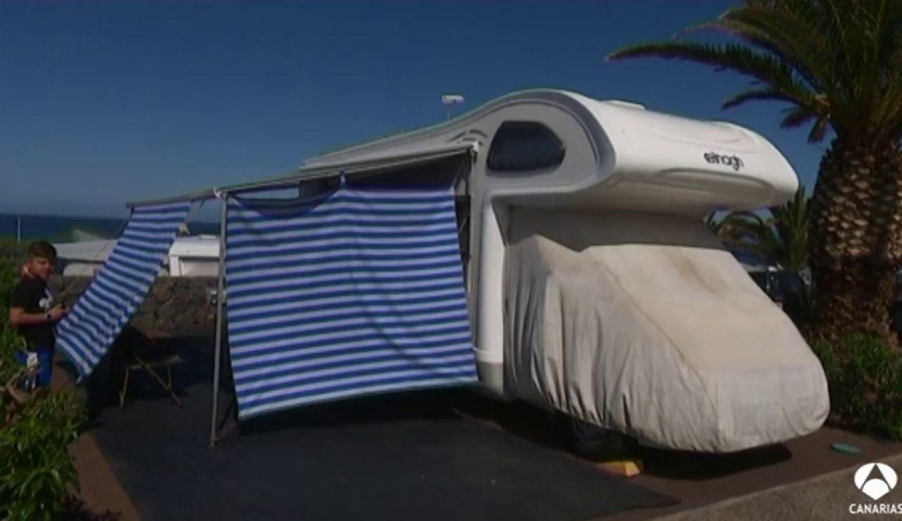 Los camping reabren tras la pandemia de coronavirus