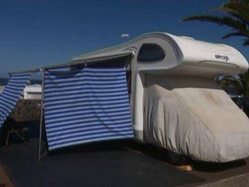 El camping, una opción de vacaciones en Semana Santa