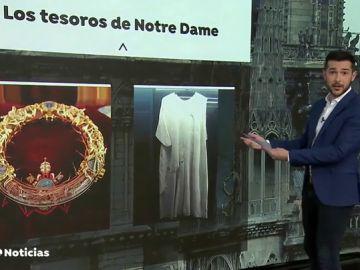 El gran tesoro arquitectónico y artístico que alberga la catedral de Notre Dame