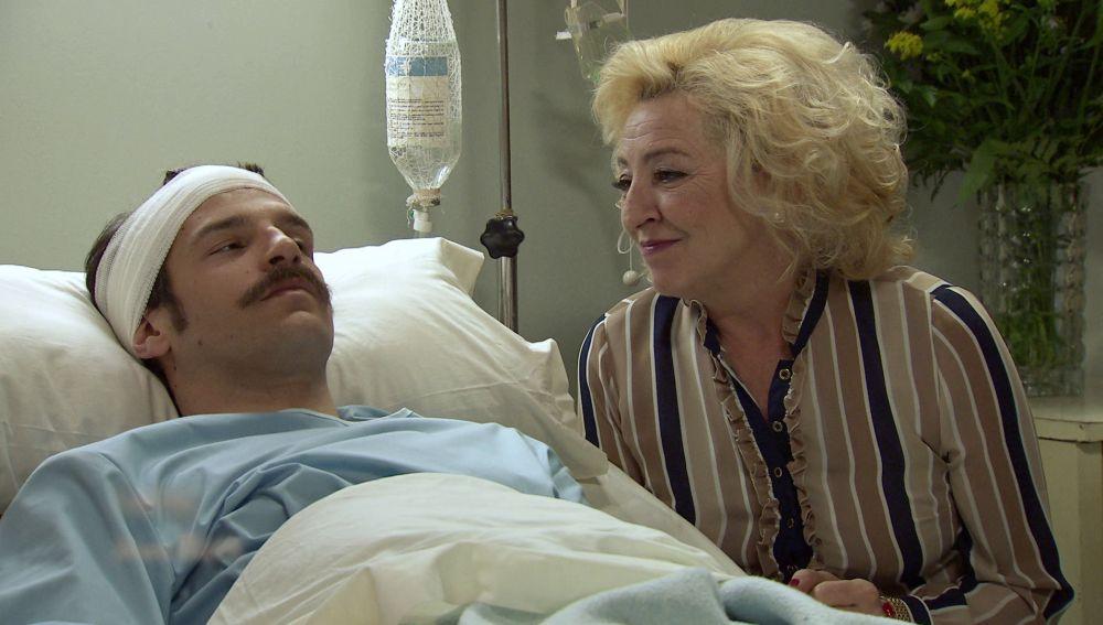 """Carlos, tras despertar del coma: """"Creo que lo recuerdo todo"""""""