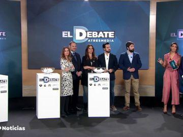 Atresmedia readapta a cuatro 'El debate' tras la decisión de la Junta Electoral