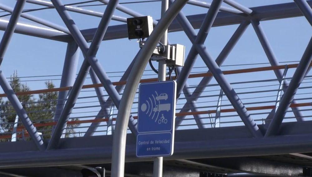 El Ayuntamiento de Madrid comenzará a multar desde este martes con el radar de tramo en la A-5