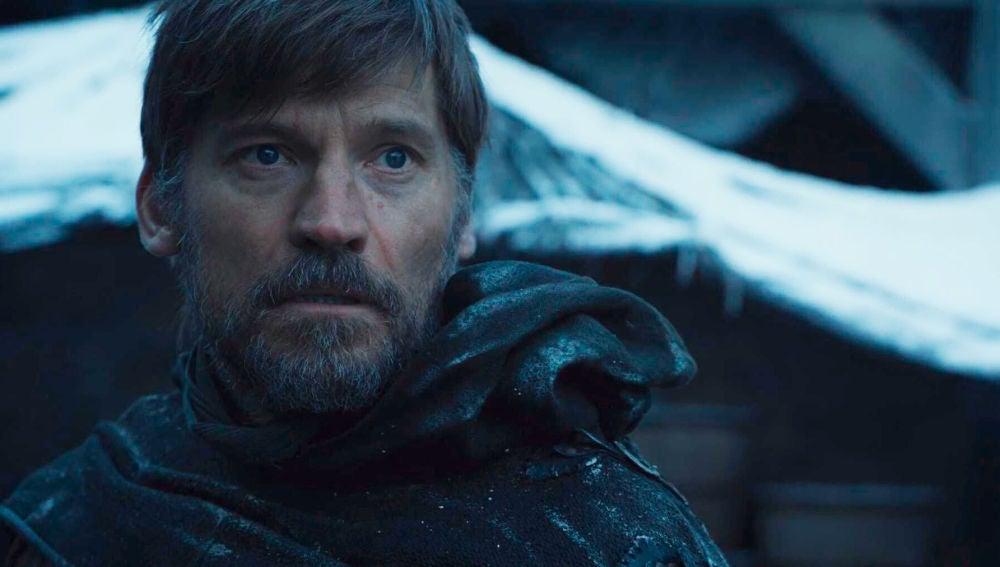 Jaime Lannister en la octava temporada de 'Juego de Tronos'