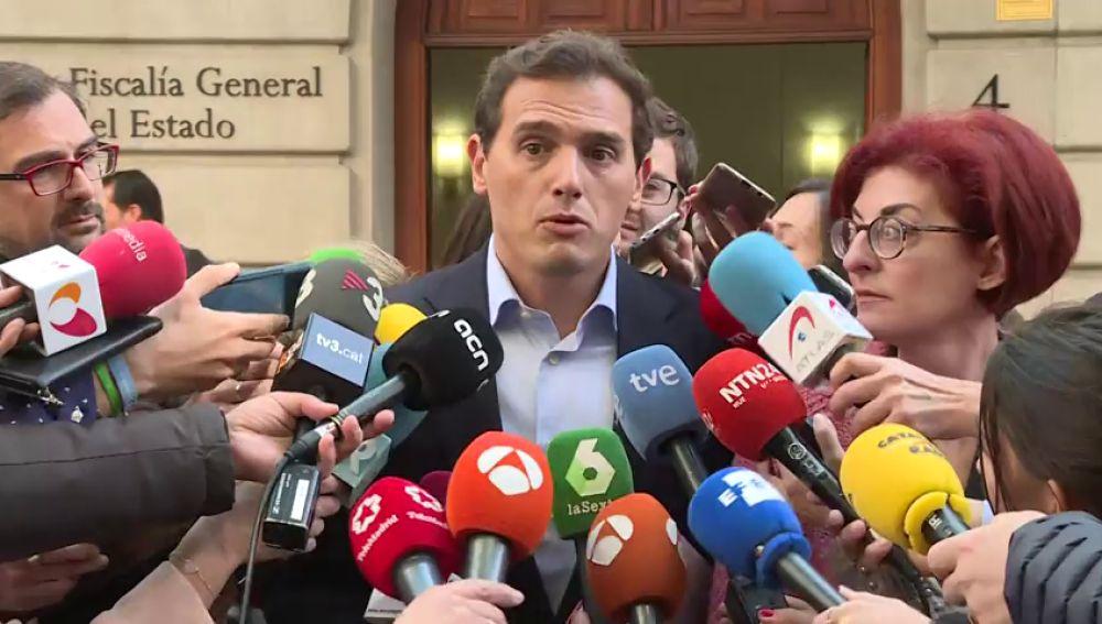 """Albert Rivera: """"Yo quiero todos los debates que hagan falta"""""""