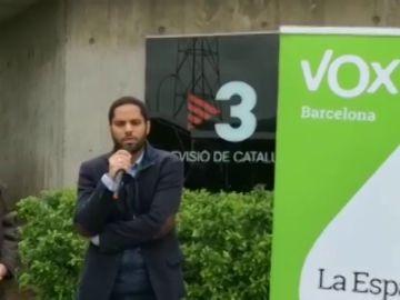 Vox pretende cerrar TV3 y todas las televisiones autonómicas