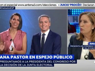 Ana Pastor en 'Espejo Público'
