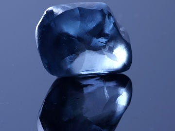 Diamante azul de 20 quilates