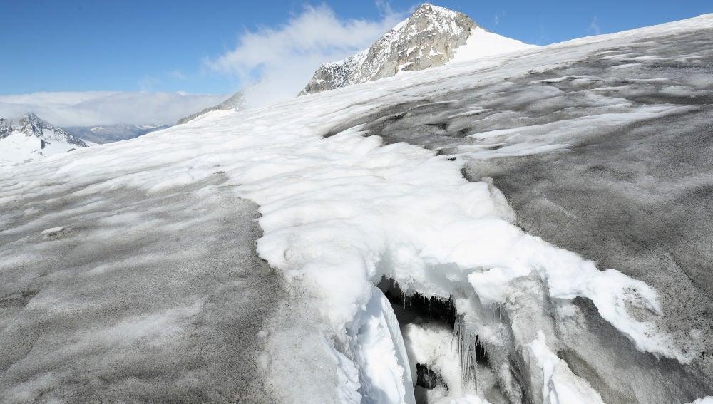 La montaña Grossvenediger