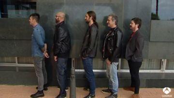 Nadazero, un grupo canario que hace rock americano