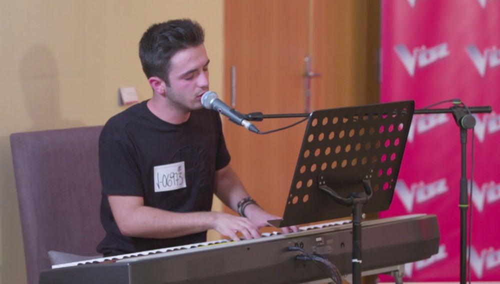 El mágico casting piano de Javier Erro interpretando 'A million dreams' de 'The greatest showman'