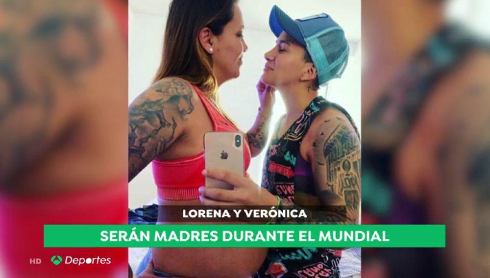 MADRES FUTBOLISTAS MUNDIAL