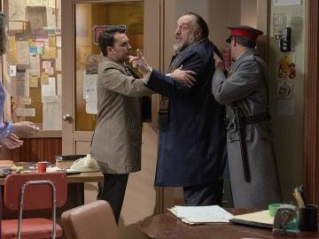 Alfonso es detenido con las pruebas que le incriminan