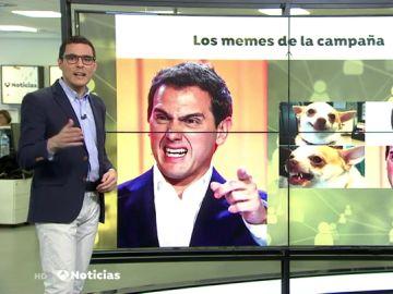Los memes de la campaña
