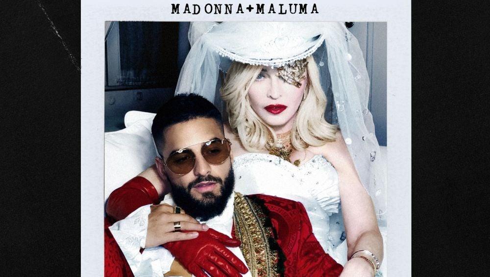 Maluma y Madonna presentan 'Medellín'