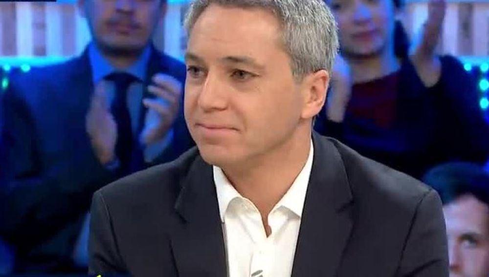Vicente Vallés en Espejo Público