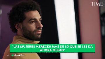 """El mensaje contra el machismo de Salah: """"Debemos cambiar la forma en la que tratamos a las mujeres en nuestra cultura"""""""