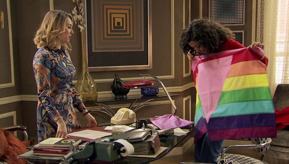 """Amelia y Luisita agradecen el especial regalo de Gonzalo: """"Es importante saber que no estamos solas"""""""