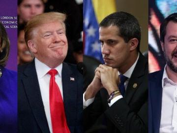 'Time' destaca a Nancy Pelosi entre los líderes más influyentes de 2018