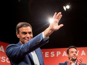 """Sánchez, ante el """"raca-raca"""" del independentismo: """"Cuando digo no es no"""" al referéndum de autodeterminación"""