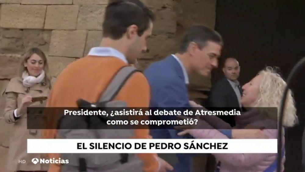 Sánchez se aferra a debatir el día 23 en RTVE y dice que todos pueden ese día