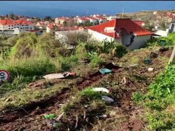 Retiran el autobús siniestrado que provocó la 29 turistas alemanes en Madeira
