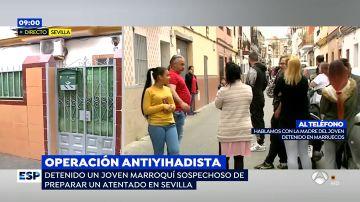 Detenido por planear un atentado yihadista en Sevilla