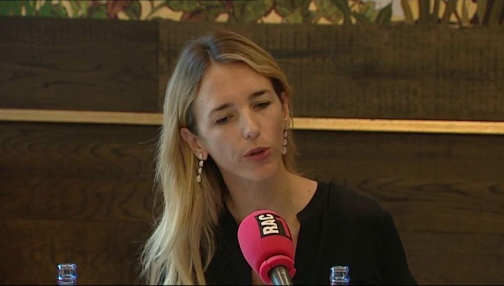 """Cayetana Álvarez de Toledo dice que preferiría no pactar con Vox porque no le gustan """"los partidos nacionalistas"""""""