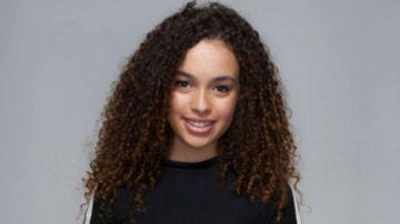 La actriz Mya-Lecia Naylor