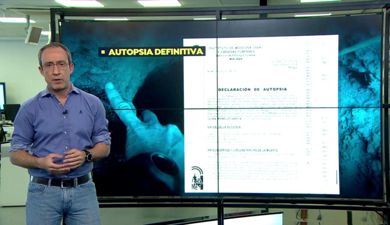 Alfonso Egea avanza que habrá contrainforme a la autopsia de Julen