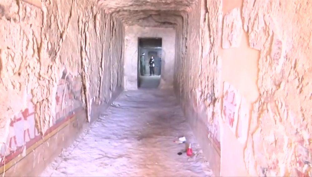 Abren en Egipto el enterramiento más grande descubierto en el necrópolis de Luxor