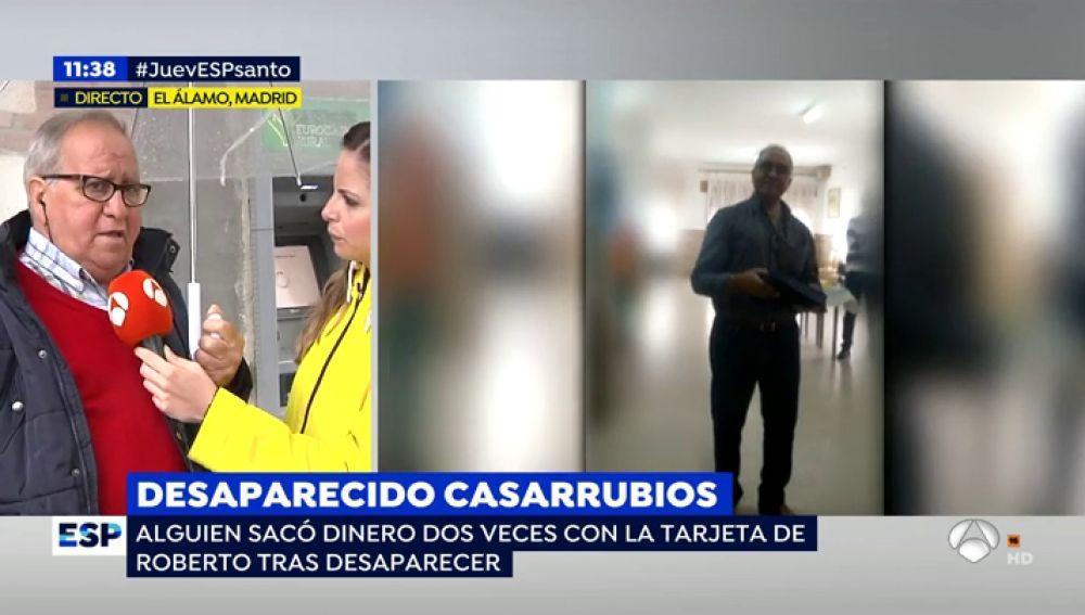 Desaparecido en Casarrubios