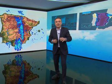 Llegan las lluvias para quedarse en toda España